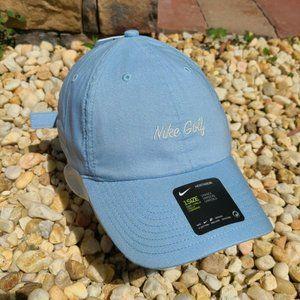 Nike Golf Heritage 86 Chambray Blue Baseball Hat